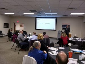 Oklahoma Business Incubator Association Quarterly Meeting