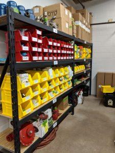Storage Inventory