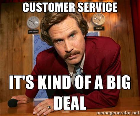 Do good customer service